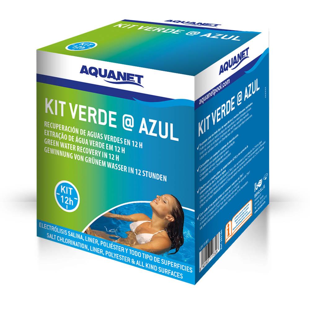 Pack Antialgas Piscina